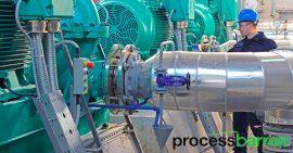 rotary airlock valve leak