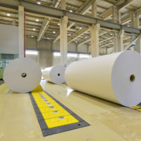The Benefits of Air Casters in Paper Mills
