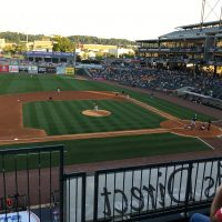 ProcessBarron Employees Attend Barons Game