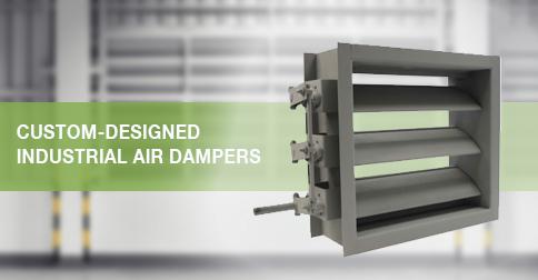 industrial air dampers