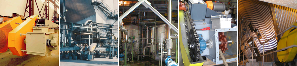 Complete Salt Cake Handling Systems For Pulp And Paper Mills