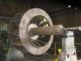 mechanical draft fans